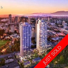 Metrotown Condo for sale:  1 bedroom 508 sq.ft. (Listed 2017-12-07)